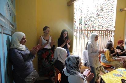 Mentoring Projekt Fremde Freunde