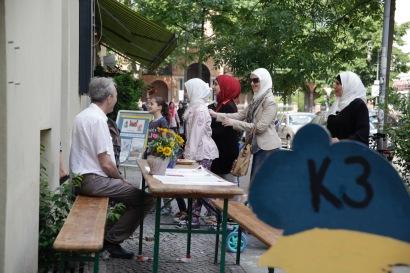das K3 KiezKidsKlub empfängt unsere Veranstaltung