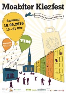 Plakat Strassenfest 10. Sept.