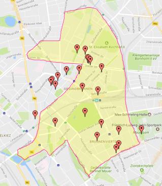 Kiezatlas Gesundbrunnen, Karte_mit _Orten.PNG
